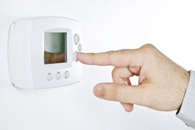 should you turn off AC when not home?
