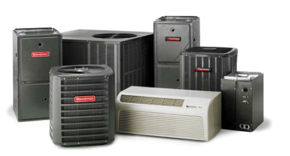 goodman HVAC units