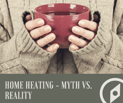 Pittsburgh Home Heating Myths vs. Reality