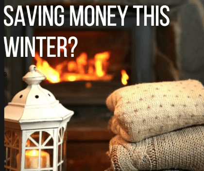 Are you saving money this winter? Invest it in next year.