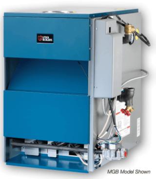 Utica MGB Hot Water Boiler
